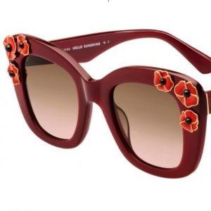 NEW! Kate Spade Hello Sunshine Sunglasses